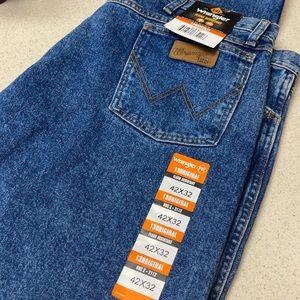 Flame resistant wrangler jeans